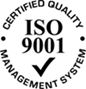 DLS, Inc. QMS is certified ISO 9001 by Lloyd's LRQA